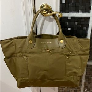 💕Marc by Marc Jacobs olive green xl satchel 💕